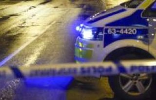 Göteborg'de bir kişi vuruldu