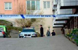 Göteborg'de cinayete teşebbüsten iki kişi...