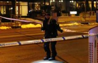Götebrog'de iki kişi vuruldu