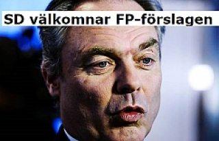 Halk Partisi, İsveç'e evlilik yoluyla müsade alınmasını...
