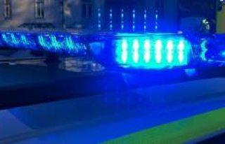 Haninge'de soygun girişimi