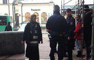 Hasılatı bölüşemeyen dilenciler İsveç'te birbirine...