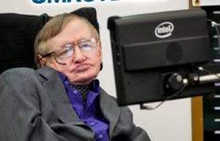 Hawking insanoğlunu uyardı: Sonumuz yaklaşıyor