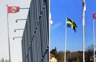 Hitler'in doğum gününde, İsveç'te 3...