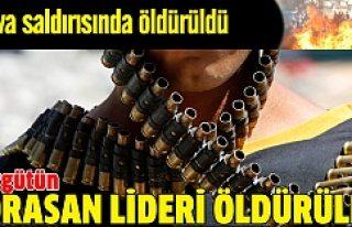 Horasan Grubu lideri öldürüldü
