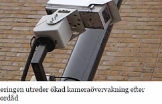 Hükümet düğmeye bastı, İsveç sokakları daha...