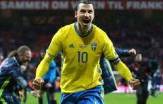 Ibrahimovic Dünya Kupası'na katılacağını...