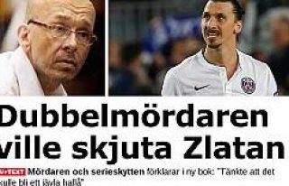 Ibrahimovic'i öldürecekmiş!