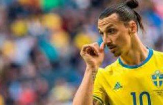 Ibrahimovic, İsveç Futbol Federasyonu'nuyla...