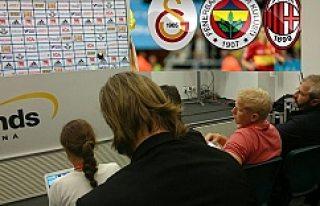 İbrahimoviç'ten Flaş Galatasaray, Fenerbahçe...