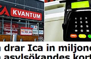 ICA garibanların sırtından yılda 35 milyon kron...
