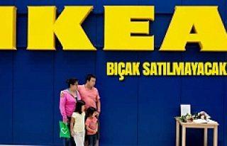 IKEA bıçak satışlarını durduracak