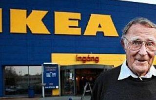 IKEA'nın kurucusu 40 yıl aradan sonra İsveç'te...
