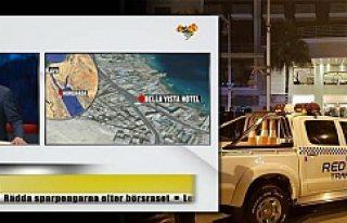 İki İsveçli Turist Otel'de Bıçaklı Saldırıya...