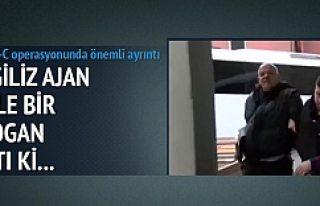 İngiliz ajandan Türkçe teröre destek sloganı