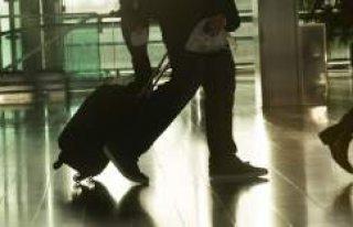İngiltere Havaalanında terör şüphelisine bir...
