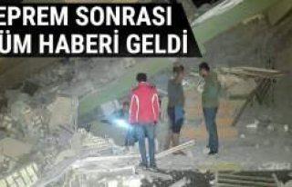 Irak'ta 7,3 büyüklüğünde deprem! Deprem...