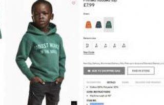 Irkçılıkla suçlanan H&M'in fotoğrafındaki...