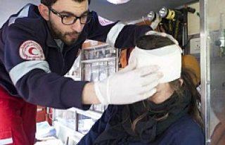İsrail askeri, İsveçli kadını  yaraladı