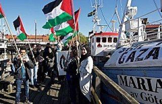 İsrail askerinin esir aldığı İsveçliler serbest...
