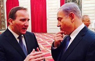 İsrail ile İsveç arasındaki gerginlik