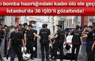 İstanbul'da 5 bin polisle dev terör operasyonu!