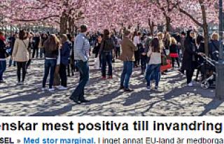 İşte Avrupa'da, göçmenlere en hoşgörülü bakan...