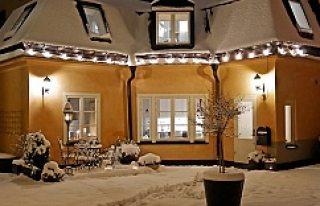 İşte İsveç'in en pahalı evi...FOTO