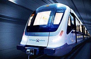 İşte Stockholm Metrosunda(T-Bana) kullanılacak...
