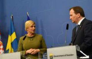 İsveç Başbakanı Löfven: ''Türkiye'ye...