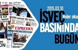 İsveç basını bugün neler yazdı? 10.03.2015