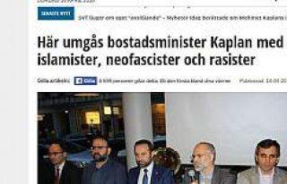 İsveç Basınından Türkiyeli STK'lara ağır...