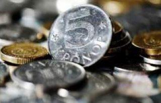 İsveç bozuk paraları hayır için harcayacak