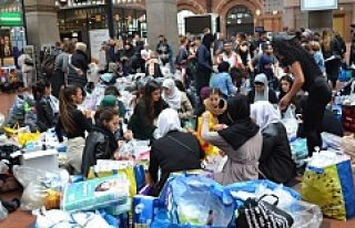 İsveç bu yıl 90 bin sığınmacı bekliyor