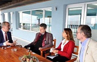 İsveç Büyükelçisi:İsveç'te 200 bin Türk göçmen...