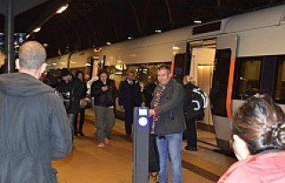 İsveç, Danimarka arası Tren seferleri durduruluyor