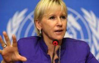 """İsveç Dışişleri Bakanı """"2016'nın 10..."""