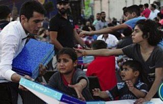 İsveç'e Bir Haftada 240 Refakatsiz Çocuk Mülteci...