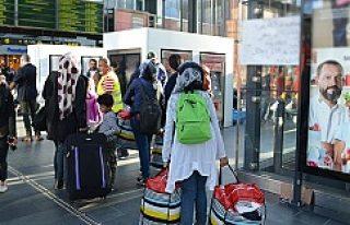 İsveç'e bu hafta 10 bine yakın sığınmacı...