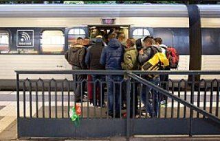 İsveç'e gelen sığınmacılar serbest bırakıldı
