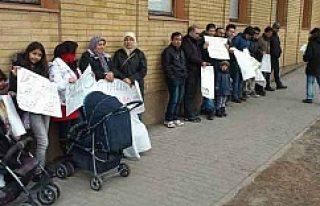 İsveç'e gelen sığınmacılar 100 bini aştı