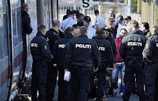 İsveç'e gitmek isteyenlerin demiryolu bağlantısı...