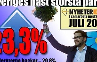 İsveç Göçmen Karşıtı Partisi İktidara yürüyor