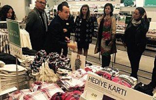 İsveç H&M, En Büyük Mağazasını Türkiye'de...
