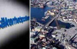 İsveç'in başkenti Stockholm'de terör...