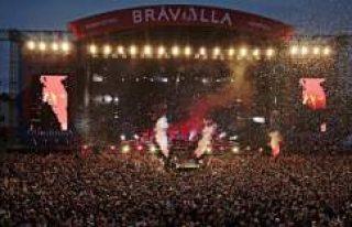 İsveç'in en büyük festivaline 'tecavüz'...