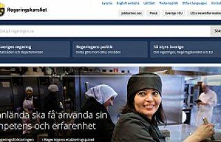 ''İsveç'in geleceğini göçmenler...