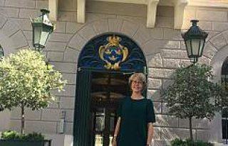 İstanbul İsveç Başkonsolosu görevine başladı