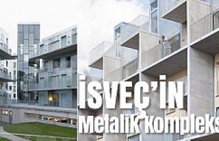 İsveç'in metalik kompleksi ilgi gördü