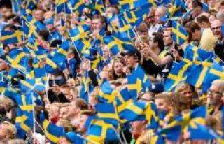 İsveç'in nüfusu tam 10 milyon oldu
